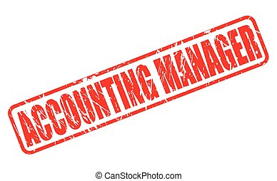 Accounting Manager red stamp text