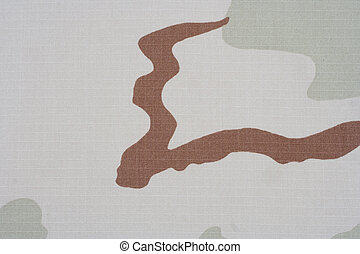 desert camouflage fabric texture background