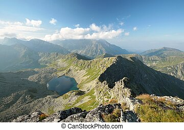 Carpathian Mountains - Highest peaks in the Carpathian...