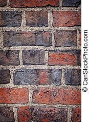 Brickwork background
