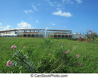 St Kitts Railway in the Caribbean