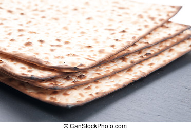 matzo flat bread - matzo flatbread for Jewish high holiday...