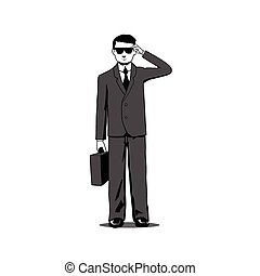 agent - This is an illustration of an agent