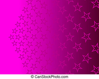 purple abstract background, particles stars