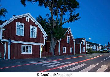 Graenna, Joenkoeping, Sweden - Graenna is a town in the...