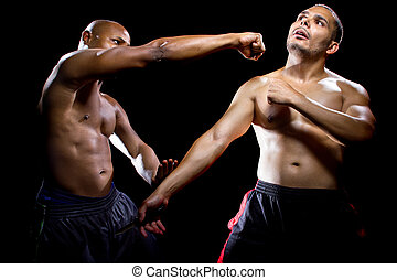 Self Defense Against Knife Attack - Martial arts instructor...