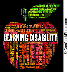 Learning Disability Words Indicates Special Education And...