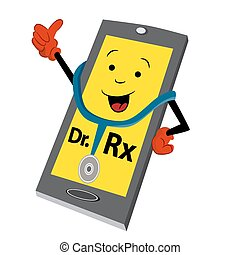 Online Doctor Service Icon