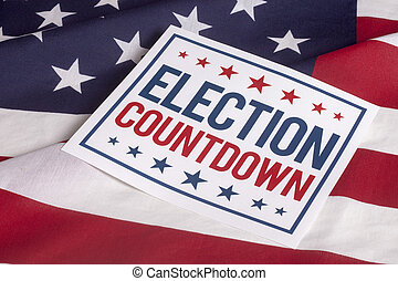 Election Day Presidential Vote - election Countdown on...