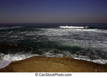 Pacific Ocean, California, USA