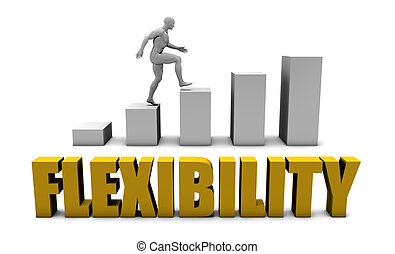 Flexibility - Improve Your Flexibility or Business Process...