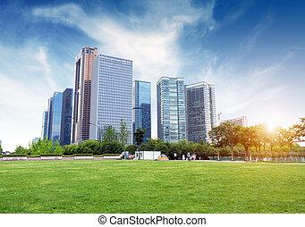 Hangzhou, China - Hangzhou, Zhejiang, China, leisure and...