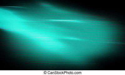 Blue flow looping abstract backdrop