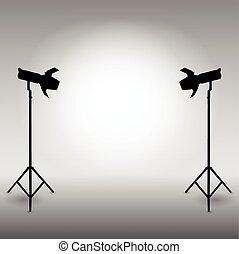 Photo Studio.