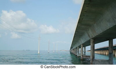 Under the Seven Mile Bridge - Florida Keys under the seven...