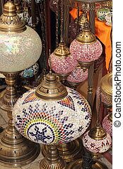 Collection of Turkish lights - Collection of Turkish...