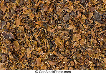 Irish Moss Chondrus crispus - Background texture of dried...