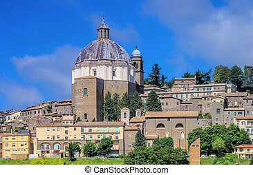 Montefiascone cathedral