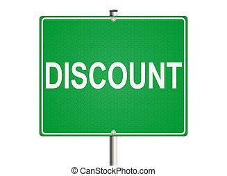 Discount.