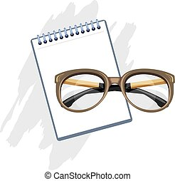 Prescription for reading glasses