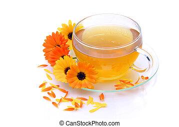 tea marigold