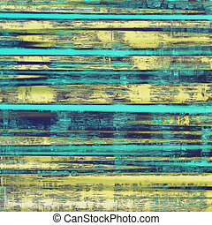 Old designed texture as abstract grunge background. With...