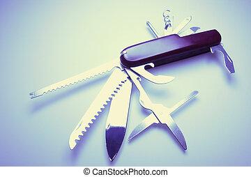 工具, 多用途
