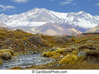 Las Leñas is one of the largest Andean ski resorts in...