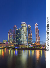 Moscow International Bussiness Center, Russia