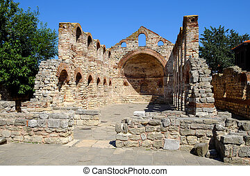 Church of Saint Sofia or Old Bishopric in ancient city of...