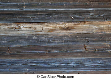 Old and weathered wooden boards wall texture