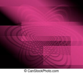 abstract crimson background