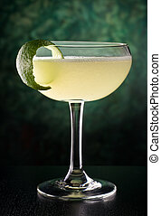 Classic Daiquiri - A delicious classic style daiquiri with...