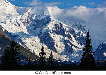 Wrangell-St.Elias NP,Alaska - Wrangell-St. Elias National...