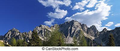 Cima del Cacciatore - Julian Alps Italy - Cima del...