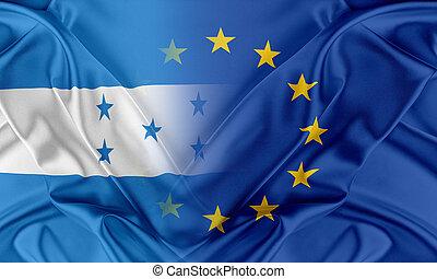 unión,  honduras, europeo