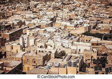 miasto,  xewkija,  -,  malta,  Gozo, Domy