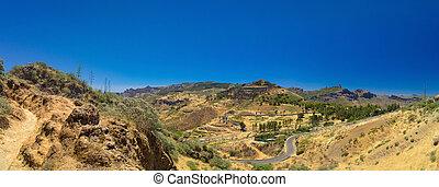 Inland Gran Canaria - Inland Central Gran Canaria, Morro de...