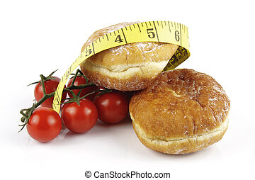 Tomatoes and Doughnuts with Tape Measure - Contradiction...