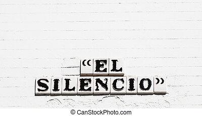 El Silencio Road - Sevilla, Spain El Silencio the silence...
