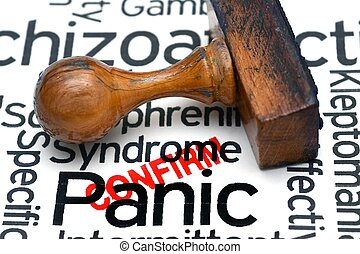 Panic syndrome