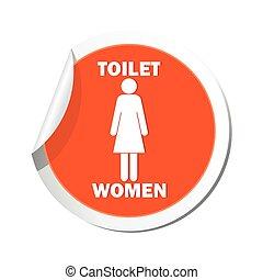 Restroom icon