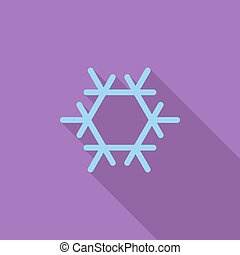 Air conditioning Single icon Vector illustration