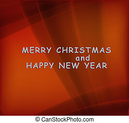 Happy New Year Card - Christmas Greeting Card , Happy New...