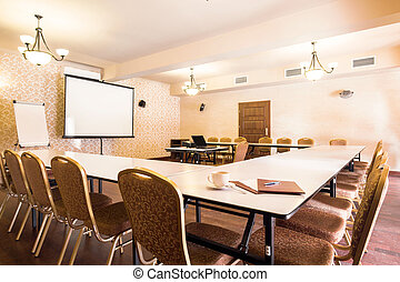 Boardroom for business meetings