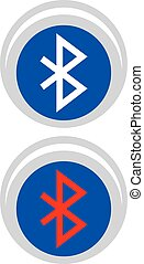 Bluetooth icons - Creative design of Bluetooth icons