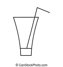 Abstract Vector Drink