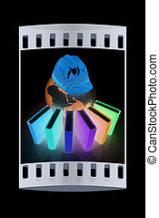 Global technical education. The film strip