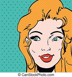 Pop art design - Pop art design, vector illustration eps 10...