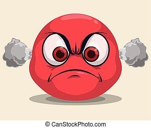 Cartoon emotions design - Cartoon emotions design, vector...